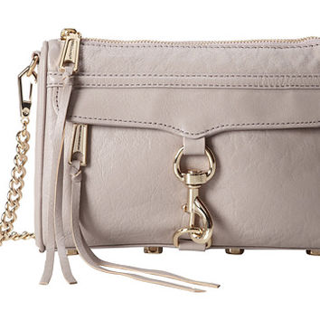Rebecca Minkoff Mini MAC Convertible Crossbody Tortora - Zappos.com Free Shipping BOTH Ways