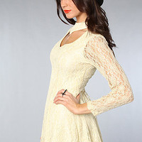 The Lace Choker Dress : Unif : Karmaloop.com - Global Concrete Culture