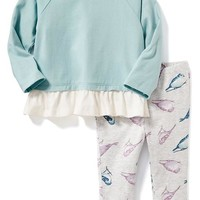 Patterned 2-Piece Set for Baby | Old Navy
