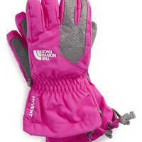 Girl's The North Face 'Montana' Waterproof Gloves