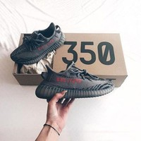 Adidas Yeezy 550 Boost 350 V2 Fashion Women Men Casual Sport Running Shoe Sneakers I/A