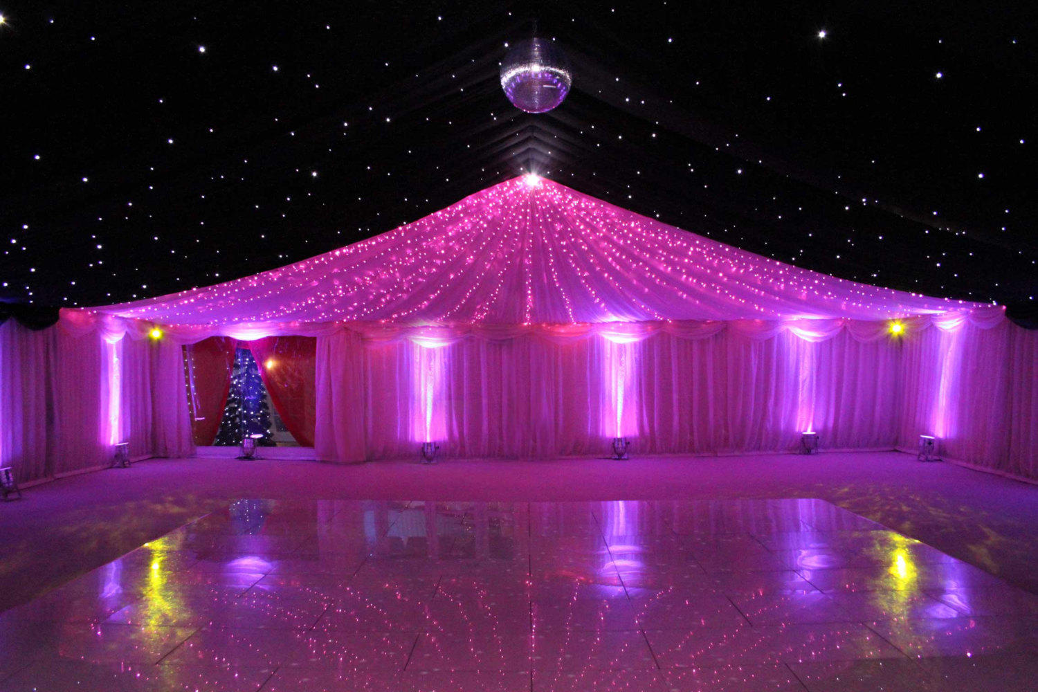 pink 32 feet 10m 100 led string fairy from christmas168. Black Bedroom Furniture Sets. Home Design Ideas