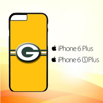 Green Bay Packers X4450 iPhone 6 Plus|6S Plus Case