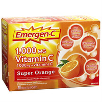 Emergen-C Vitamin C Super Orange - 30's
