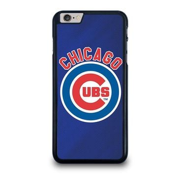 chicago cubs iphone 6 6s plus case cover  number 2