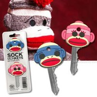SOCK MONKEYS KEY CAPS