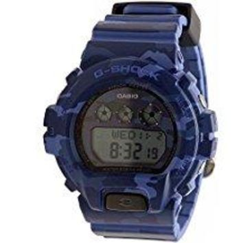 Casio G-Shock Digital Dial Resin Quartz Men's Watch GMDS6900CF-2