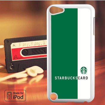 Starbucks Card iPod Touch 4 Case, iPod Touch 5 Case, iPod Touch 6 Case