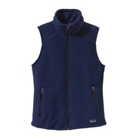 Patagonia Women's Simple Synchilla® Fleece Vest | Classic Navy