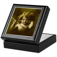 CUPID AWAKE KEEPSAKE BOX
