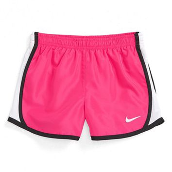 Nike 'Tempo' Dri-FIT Athletic Shorts (Little Girls) | Nordstrom