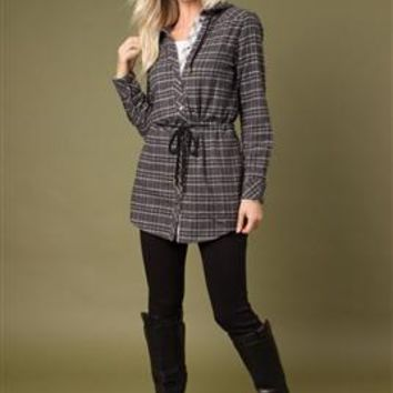 Woodland Plaid Jacket by Simply Noelle