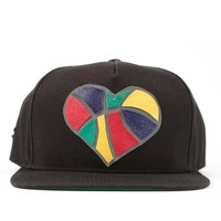 *Generation of Dreamers - Ball is Life Olympic Snapback Hat - Black