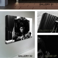 Al Pacino The Godfather Canvas
