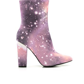 Super Nova Bootie - Pink/Purple