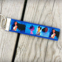 Disney Inspired Pocahontas Key Chain/Key Fob