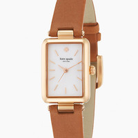 Kate Spade Paley Watch Brown/Rose Gold ONE