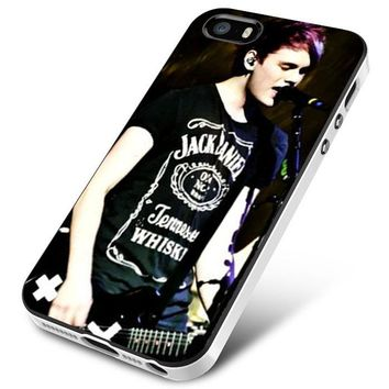 Michael Clifford iPhone 5 | 5S | 5SE Case Planetscase.com