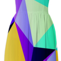 Geometric No.12 created by House of Jennifer | Print All Over Me