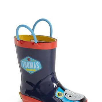 Toddler Boy's Western Chief 'Thomas the Tank Engine' Rain Boot