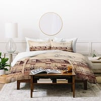 Happee Monkee Paris Je Taime Duvet Cover
