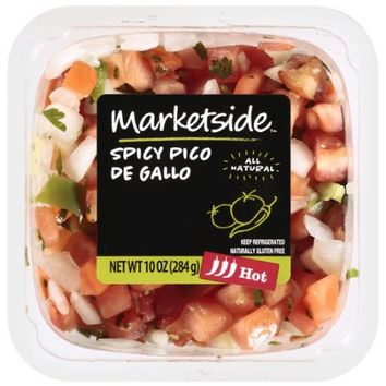 Marketside Spicy Pico De Gallo, 10 oz - Walmart.com
