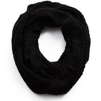 Open-Knit Infinity Scarf | GuessFactory.com