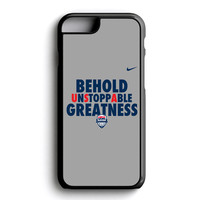 Basketball Nike Quote iPhone 6 Case