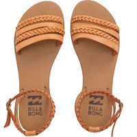 Billabong - Slty Toes Sandals | Camel