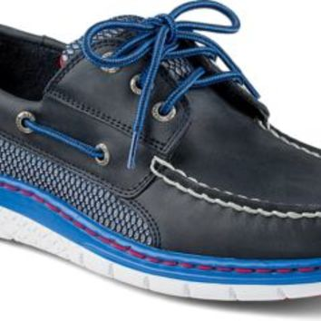 Sperry Top-Sider Billfish Ultralite 3-Eye Boat Shoe Navy/Blue, Size 8M  Men's Shoes