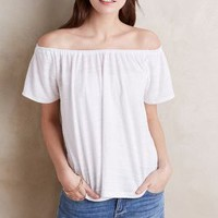Akemi + Kin Edda Off-The-Shoulder Tee