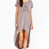 Truly Madly Deeply Boho Triangle High/Low