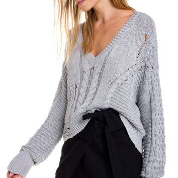 Nancy Sweater - Wildfox