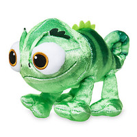 Disney Store Pascal Plush Doll Tangled the Series Mini Bean Bag 7'' New