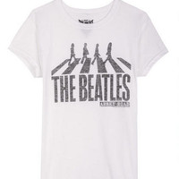 The Beatles Abbey Road Tee