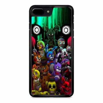Five Nights At Freddy S Fnaf iPhone 8 Plus Case