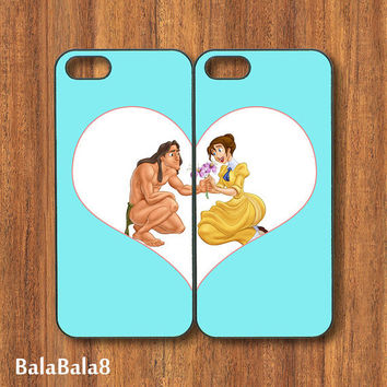 tarzan and jane - iPhone  4 case, iphone 5 Case, iPod 4, iPod 5, Samsung Galaxy S3, Samsung Galaxy S4, note 2, Blackberry Q10 , z10 case