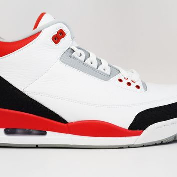 DCCK Air Jordan 3 Retro Fire Red