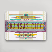 Limited Edition Kansas City Postcard