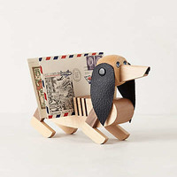 Anthropologie - Dachshund Letter Holder