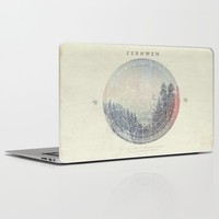 Fernweh Vol 2 Laptop & iPad Skin by HappyMelvin | Society6