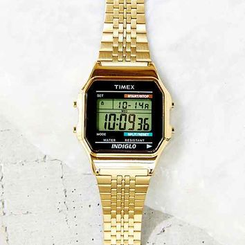 Timex Originals 80 Gold Watch- Gold One