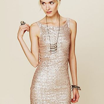 Free People Glam Life Dress