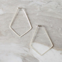 Small Marquis Hoops