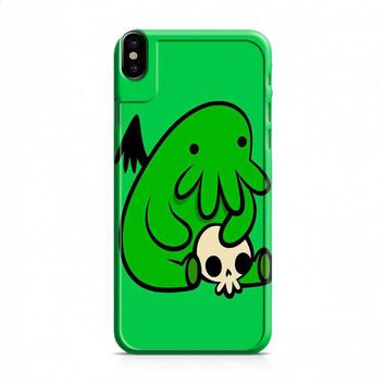 Baby Cthulhu iPhone X case