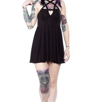 KILLSTAR MAGI SKATER DRESS