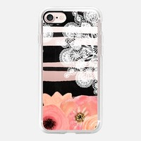Lace iPhone 7 Capa by Li Zamperini Art | Casetify