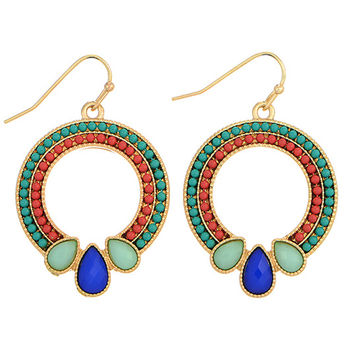 Janice Drop Earrings