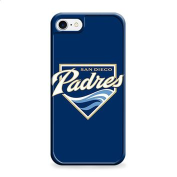 SANDIEGO PADRES BASEBALL LOGO BLUE iPhone 6 | iPhone 6S case