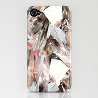 RoAndCo  / Arnsdorf Crystal Pattern iPhone Case| Society6